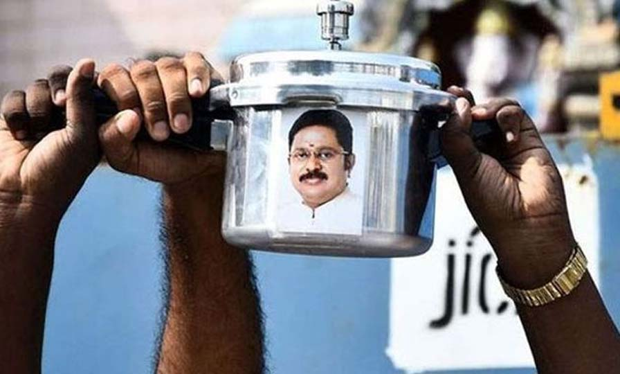 Court refuses pressure cooker symbol