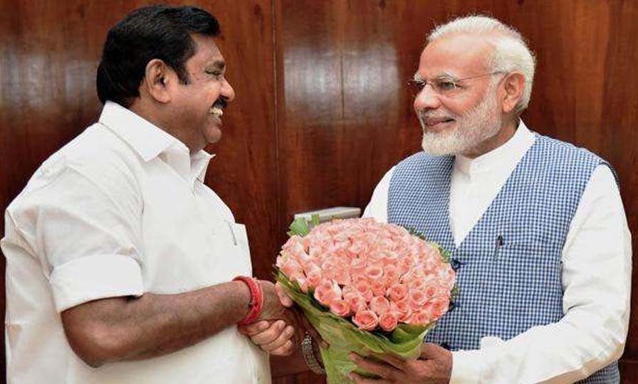 BJP-AIADMK alliances