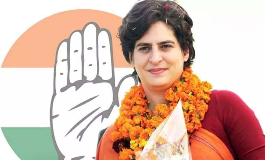 Priyanka Gandhi Vadra joins Twitter