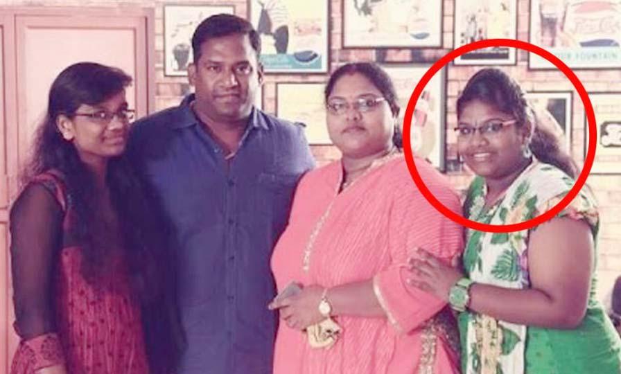 Robo Shankar's daughter