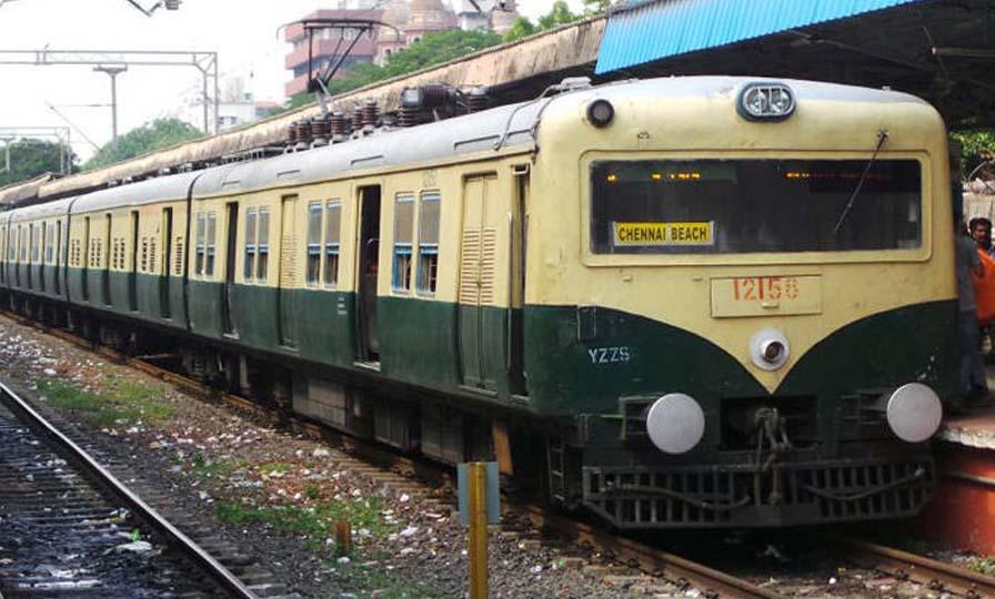 Chennai Electric Train Maintenance