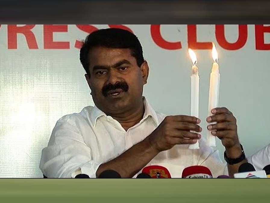 candle symbol naam tamilar katchi
